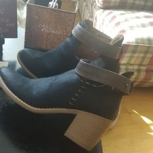 Women's Ankle boots by Qupid